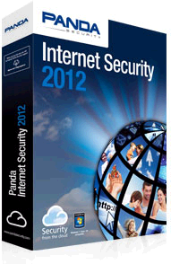Panda Internet Security 2012 box